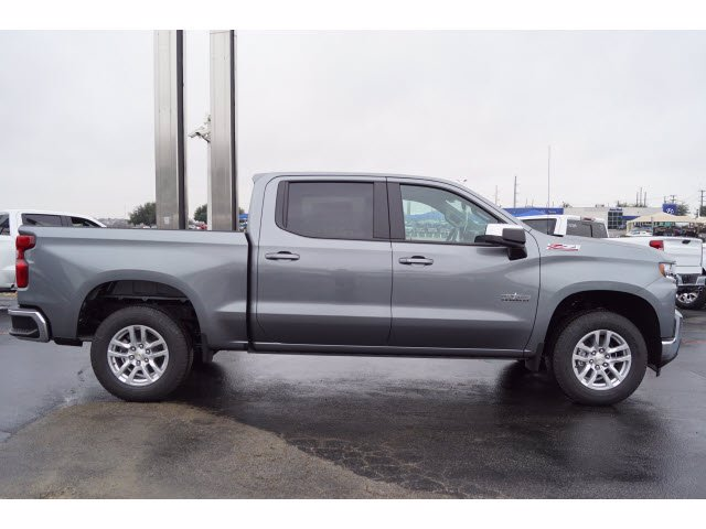 2021 Chevrolet Silverado 1500 Crew Cab 4x4, Pickup #110842 - photo 19