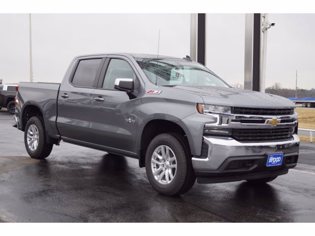 2021 Chevrolet Silverado 1500 Crew Cab 4x4, Pickup #110842 - photo 20