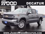 2021 Chevrolet Silverado 1500 Crew Cab 4x4, Pickup #110842 - photo 1