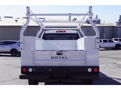 2021 Chevrolet Silverado 2500 Regular Cab 4x2, Royal Service Body #110865 - photo 17