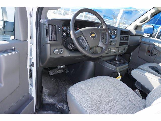 2021 Chevrolet Express 2500 4x2, Sortimo Upfitted Cargo Van #110918 - photo 13