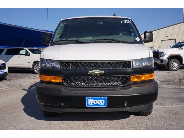 2021 Chevrolet Express 2500 4x2, Sortimo Upfitted Cargo Van #110918 - photo 3
