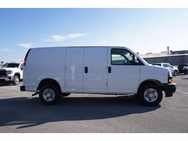 2021 Chevrolet Express 2500 4x2, Sortimo Upfitted Cargo Van #110918 - photo 5