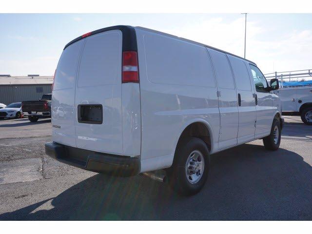 2021 Chevrolet Express 2500 4x2, Sortimo Upfitted Cargo Van #110918 - photo 6