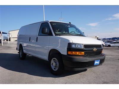 2021 Chevrolet Express 2500 4x2, Sortimo Upfitted Cargo Van #110918 - photo 4