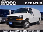 2021 Chevrolet Express 2500 4x2, Sortimo Upfitted Cargo Van #110918 - photo 1