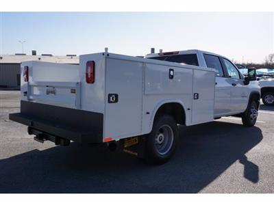 2021 Chevrolet Silverado 3500 Crew Cab AWD, Knapheide Steel Service Body #110965 - photo 4