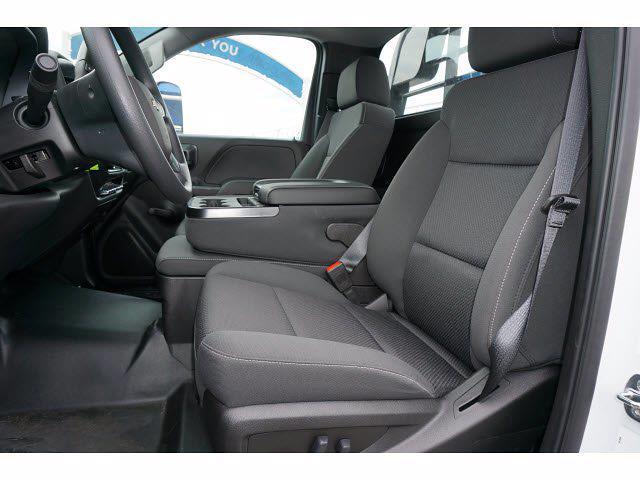 2021 Silverado 4500 Regular Cab DRW 4x2,  M H EBY Platform Body #110980 - photo 11