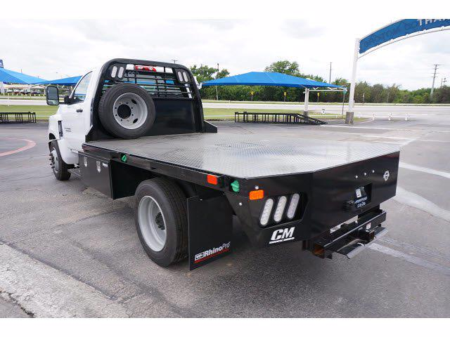 2021 Chevrolet Silverado 4500 Regular Cab DRW 4x2, Cab Chassis #110980 - photo 2