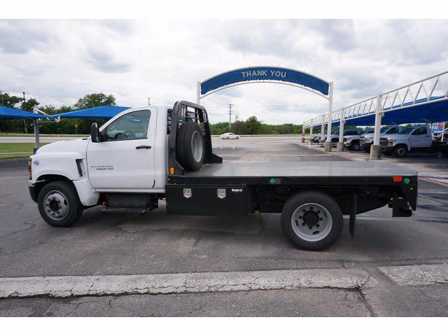 2021 Chevrolet Silverado 4500 Regular Cab DRW 4x2, Cab Chassis #110980 - photo 8