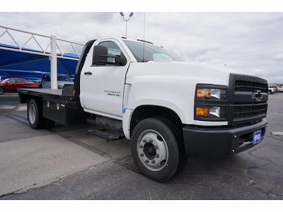 2021 Chevrolet Silverado 4500 Regular Cab DRW 4x2, Cab Chassis #110980 - photo 4