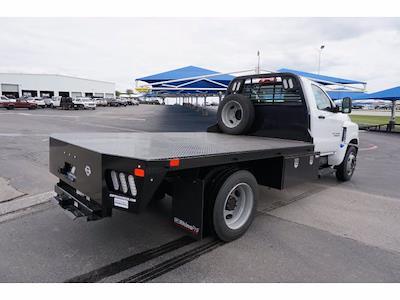 2021 Silverado 4500 Regular Cab DRW 4x2,  M H EBY Platform Body #110980 - photo 6