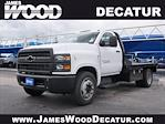 2021 Chevrolet Silverado 4500 Regular Cab DRW 4x2, Cab Chassis #110980 - photo 1