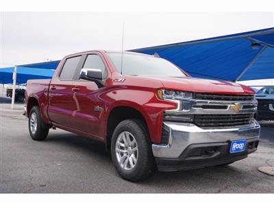 2021 Chevrolet Silverado 1500 Crew Cab 4x4, Pickup #110984 - photo 3