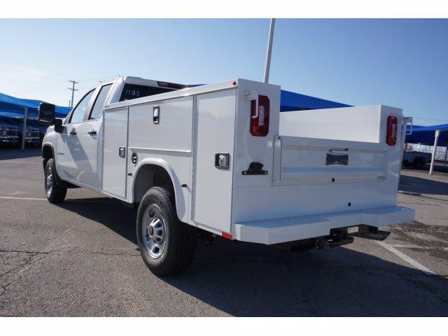 2021 Chevrolet Silverado 2500 Double Cab 4x2, Knapheide Service Body #111000 - photo 1
