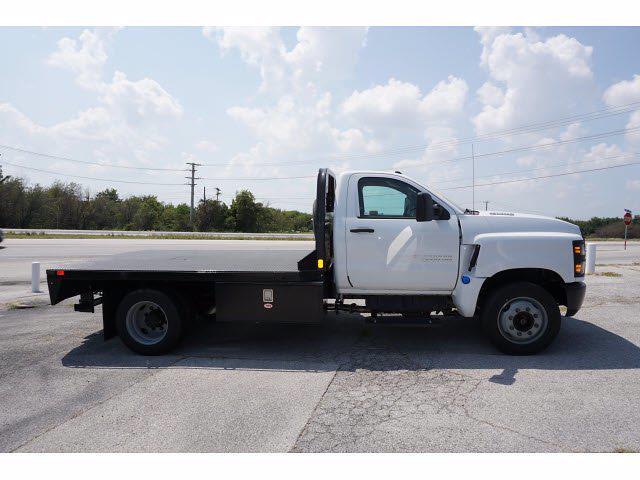 2021 Silverado 4500 Regular Cab DRW 4x2,  CM Truck Beds RD Model Platform Body #111003 - photo 5