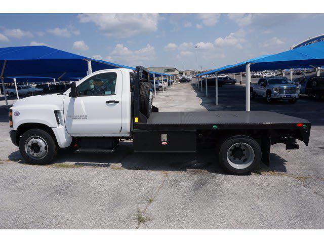 2021 Silverado 4500 Regular Cab DRW 4x2,  CM Truck Beds RD Model Platform Body #111003 - photo 8