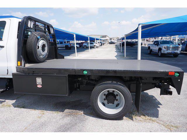 2021 Silverado 4500 Regular Cab DRW 4x2,  CM Truck Beds RD Model Platform Body #111003 - photo 9