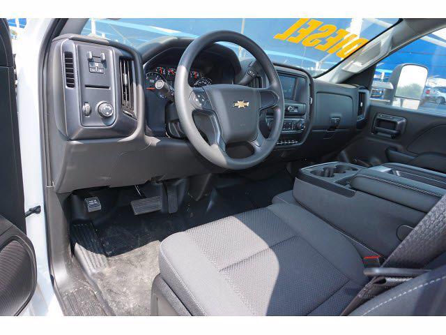 2021 Silverado 4500 Regular Cab DRW 4x2,  CM Truck Beds RD Model Platform Body #111003 - photo 10