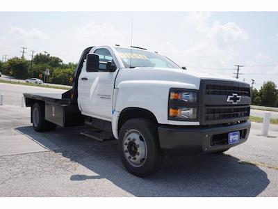 2021 Silverado 4500 Regular Cab DRW 4x2,  CM Truck Beds RD Model Platform Body #111003 - photo 4