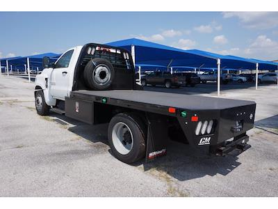 2021 Silverado 4500 Regular Cab DRW 4x2,  CM Truck Beds RD Model Platform Body #111003 - photo 2