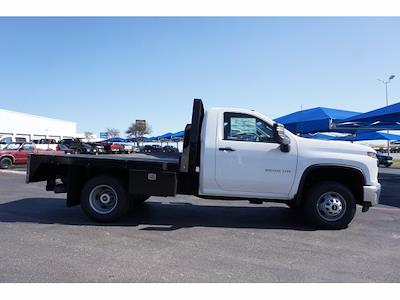 2021 Chevrolet Silverado 3500 Regular Cab AWD, M H EBY Platform Body #111030 - photo 5