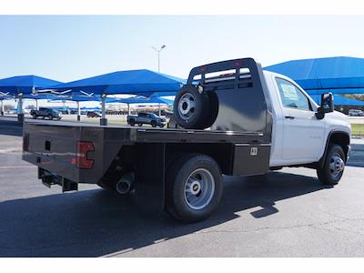 2021 Chevrolet Silverado 3500 Regular Cab AWD, M H EBY Platform Body #111030 - photo 6