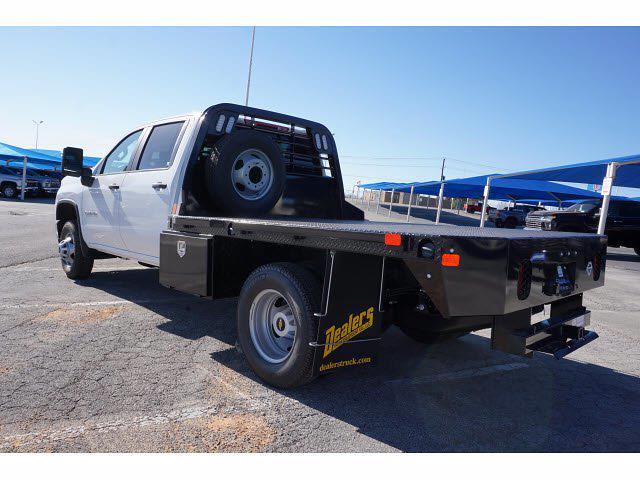 2021 Chevrolet Silverado 3500 Crew Cab AWD, CM Truck Beds Platform Body #111047 - photo 1