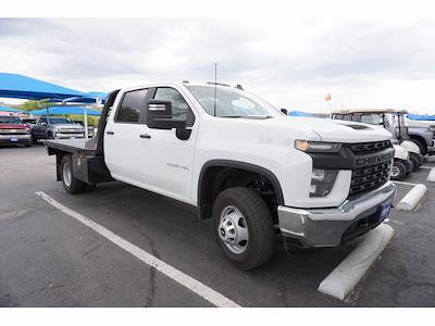 2021 Chevrolet Silverado 3500 Crew Cab AWD, CM Truck Beds Dealers Truck Platform Body #111175 - photo 3