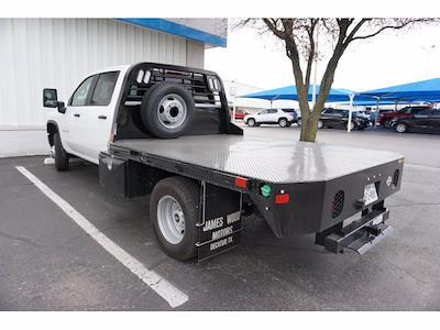 2021 Chevrolet Silverado 3500 Crew Cab AWD, CM Truck Beds Dealers Truck Platform Body #111175 - photo 2