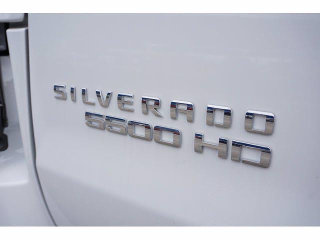 2021 Chevrolet Silverado 5500 Crew Cab DRW 4x2, Cab Chassis #111218 - photo 9