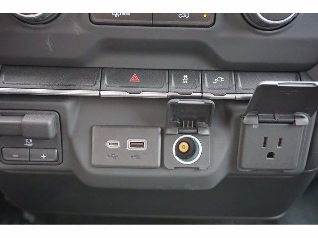 2021 Chevrolet Silverado 3500 Crew Cab AWD, Knapheide PGNB Gooseneck Platform Body #111315 - photo 19
