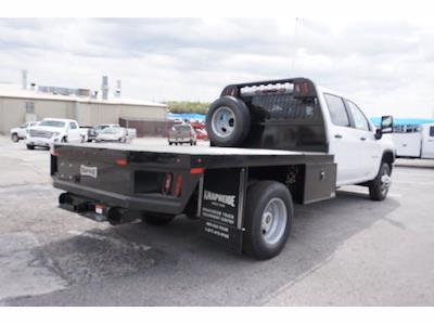 2021 Chevrolet Silverado 3500 Crew Cab AWD, Knapheide PGNB Gooseneck Platform Body #111315 - photo 6