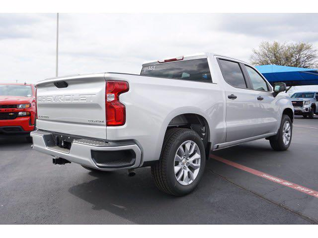 2021 Chevrolet Silverado 1500 Crew Cab 4x2, Pickup #111357 - photo 4