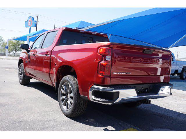 2021 Chevrolet Silverado 1500 Crew Cab 4x2, Pickup #111366 - photo 2