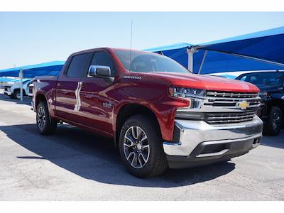 2021 Chevrolet Silverado 1500 Crew Cab 4x2, Pickup #111366 - photo 3