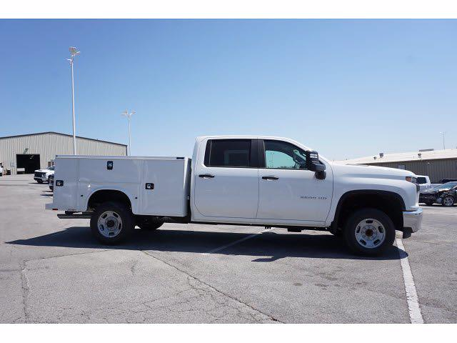 2021 Chevrolet Silverado 2500 Crew Cab 4x2, Knapheide Steel Service Body #111388 - photo 5