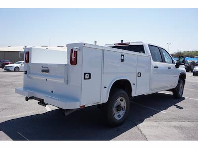 2021 Chevrolet Silverado 2500 Crew Cab 4x2, Knapheide Steel Service Body #111388 - photo 6