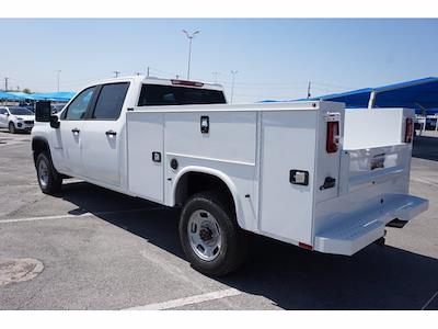 2021 Chevrolet Silverado 2500 Crew Cab 4x2, Knapheide Steel Service Body #111388 - photo 2