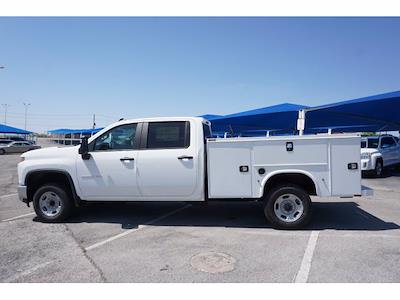 2021 Chevrolet Silverado 2500 Crew Cab 4x2, Knapheide Steel Service Body #111388 - photo 8