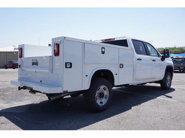 2021 Chevrolet Silverado 2500 Crew Cab 4x2, Knapheide Steel Service Body #111389 - photo 6