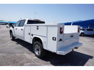 2021 Chevrolet Silverado 2500 Crew Cab 4x2, Knapheide Steel Service Body #111389 - photo 2