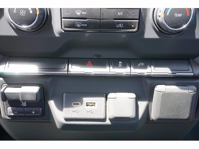 2021 Chevrolet Silverado 3500 Regular Cab AWD, Knapheide PGNB Gooseneck Platform Body #111426 - photo 18