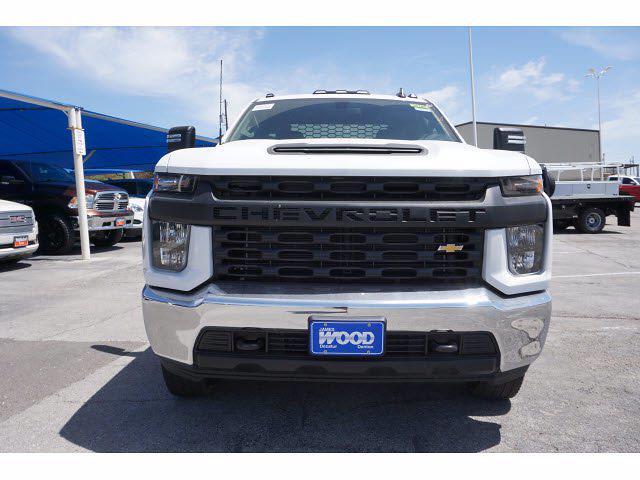 2021 Chevrolet Silverado 3500 Regular Cab AWD, Knapheide PGNB Gooseneck Platform Body #111426 - photo 3