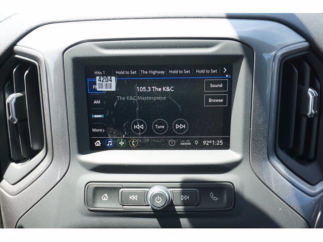 2021 Chevrolet Silverado 3500 Regular Cab AWD, Knapheide PGNB Gooseneck Platform Body #111427 - photo 15