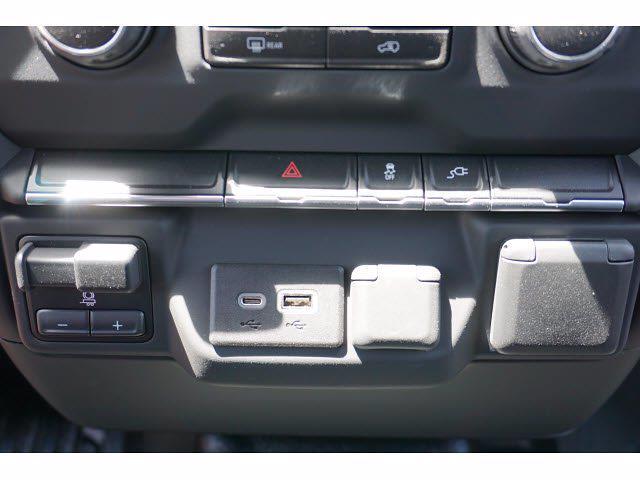 2021 Chevrolet Silverado 3500 Regular Cab AWD, Knapheide PGNB Gooseneck Platform Body #111427 - photo 18