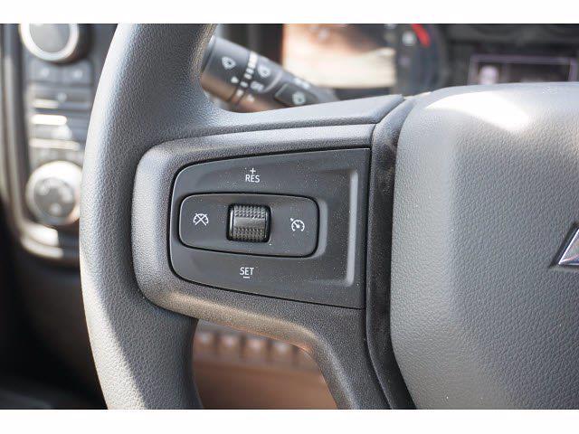 2021 Chevrolet Silverado 3500 Regular Cab AWD, Knapheide PGNB Gooseneck Platform Body #111427 - photo 20