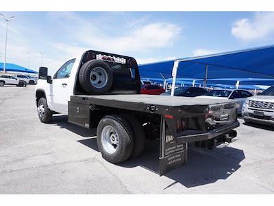 2021 Chevrolet Silverado 3500 Regular Cab AWD, Knapheide PGNB Gooseneck Platform Body #111427 - photo 2