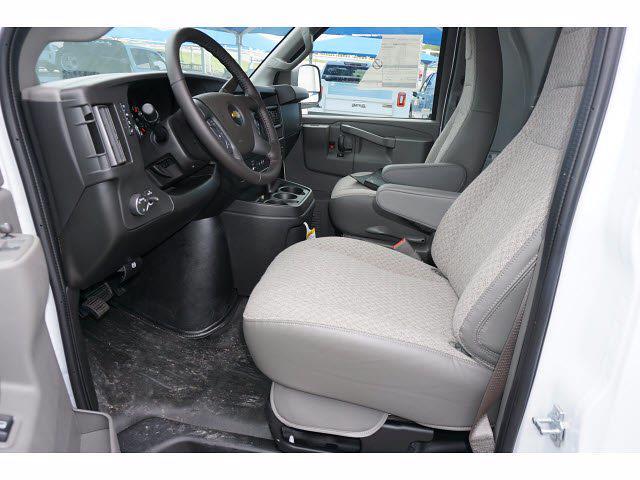 2021 Chevrolet Express 2500 4x2, Knapheide KVE Upfitted Cargo Van #111497 - photo 14