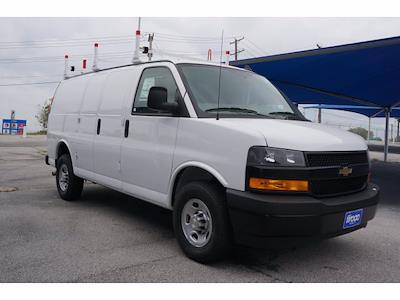2021 Chevrolet Express 2500 4x2, Knapheide KVE Upfitted Cargo Van #111497 - photo 4
